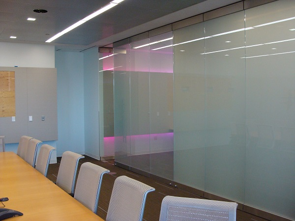 Commercial Glazing Systems : Commercial projects smart glass systems and high